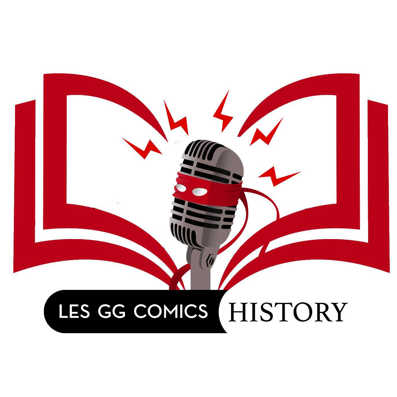 Les GG comics History #002 : 1962