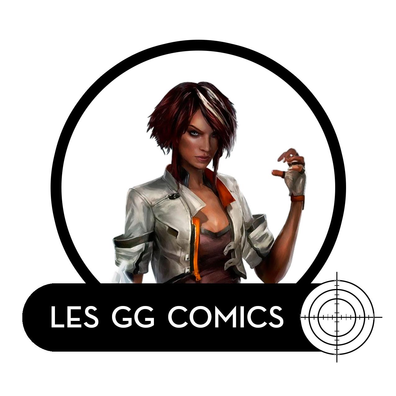 Les GG comics - HS6 : ITW d'Aleksi Briclot [Comic Con Paris 2019]