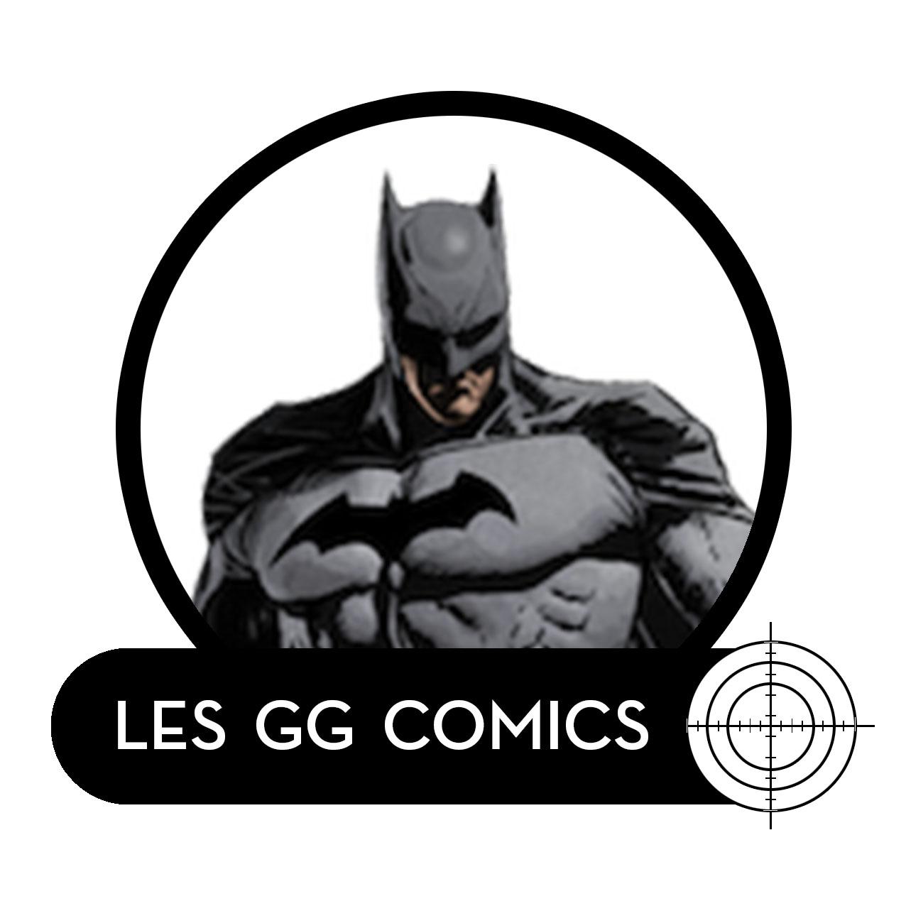Les GG comics - HS8 : ITW de Mikel Janin [Comic Con Paris 2019]