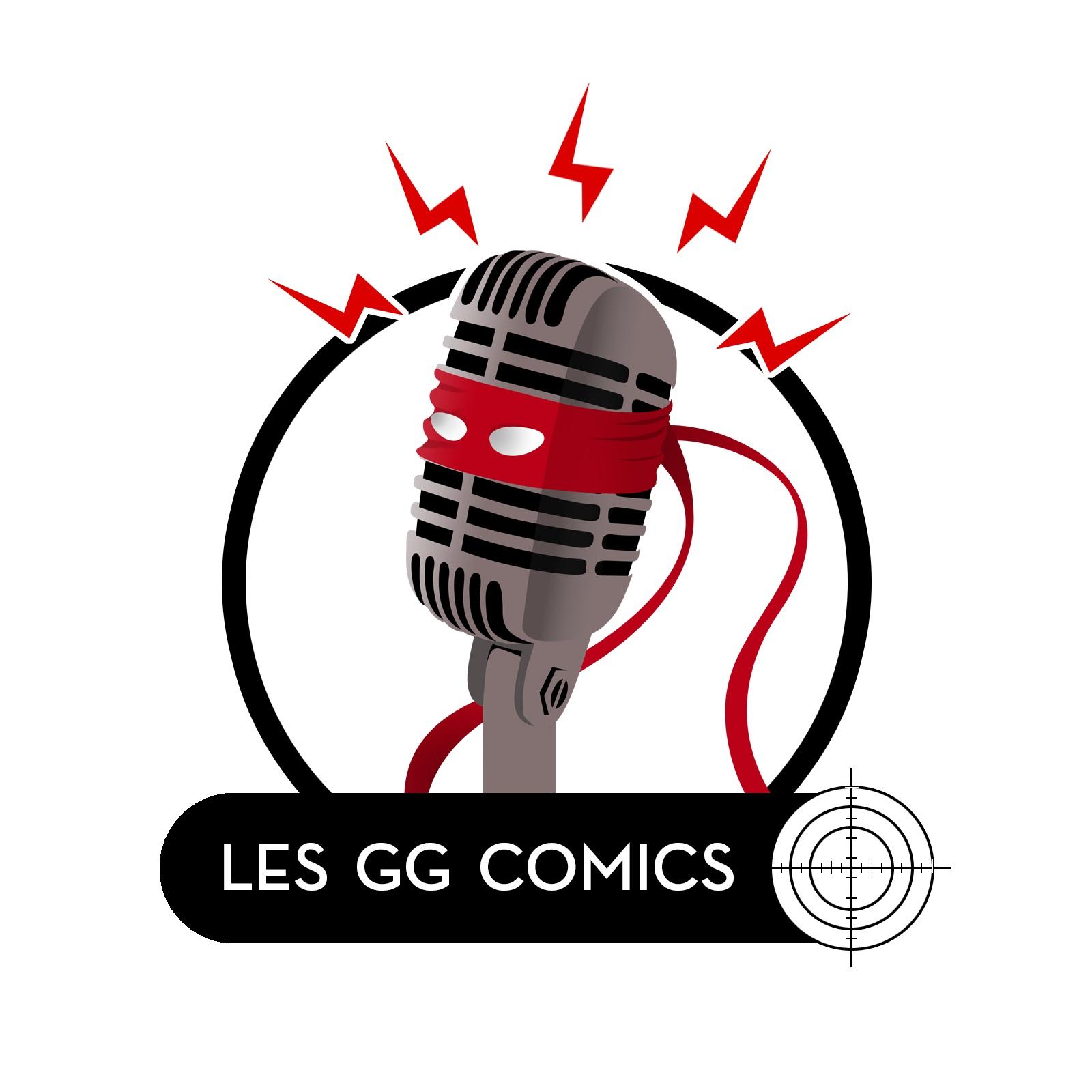 Podcasts video/audio DC Comics 86