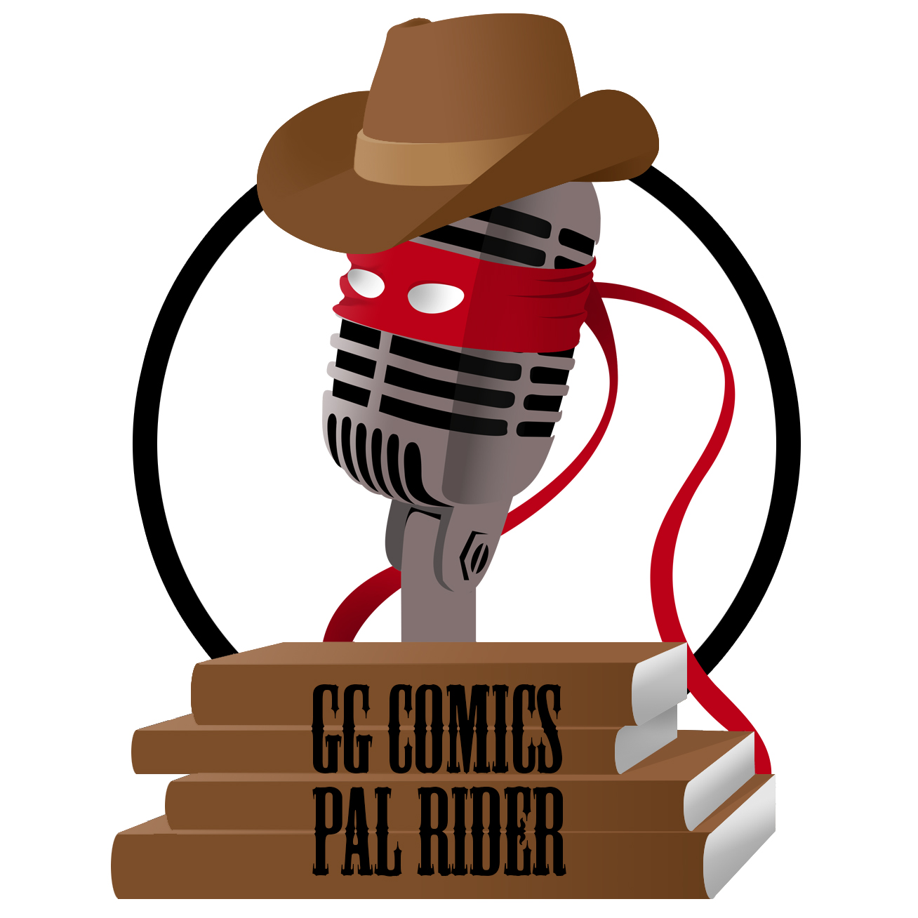 Les GG comics - PAL Rider #004
